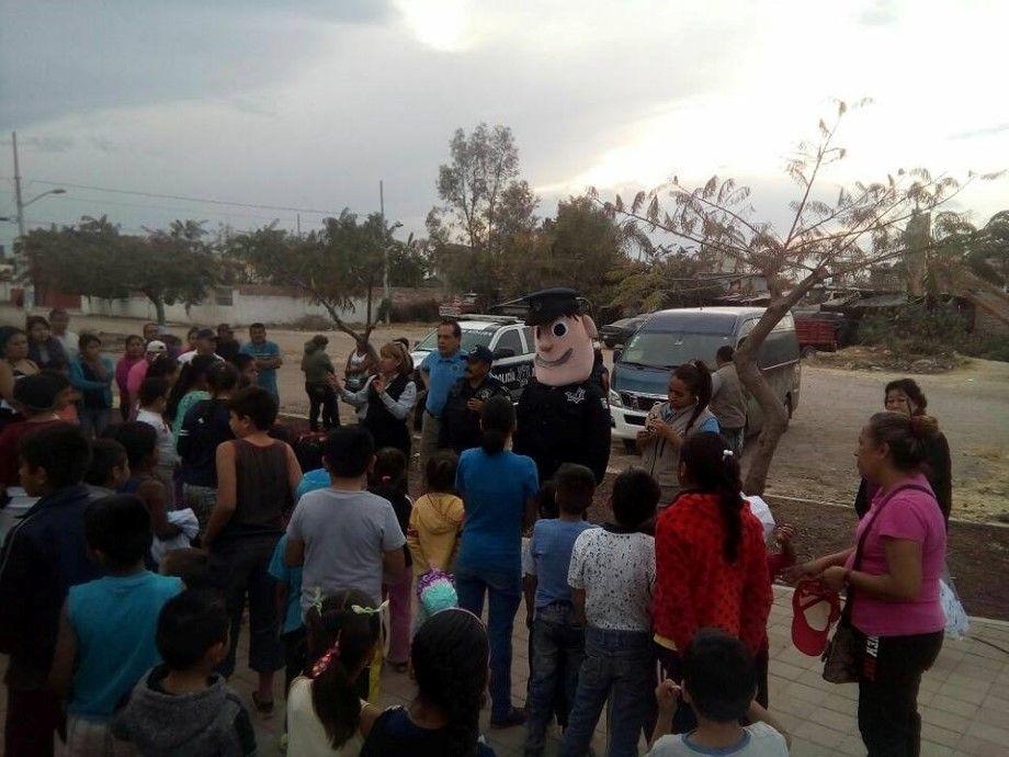 Photo of SSC ha apoyado peregrinos, generado nuevos policías y hecho detenciones durante enero