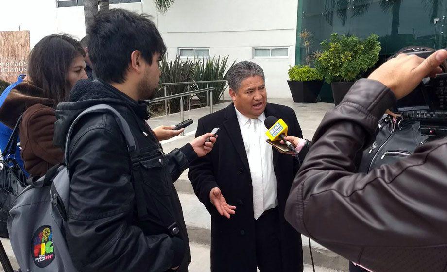 Photo of Activistas denuncian al Procurador de Derechos Humanos de Guanajuato, ante la misma procuraduría