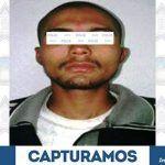 """""""El Ponchis"""" ha sido capturado por la PGJE y la SSPE, acusado del crimen de un menor a quien quiso asaltar el miércoles en Irapuato"""