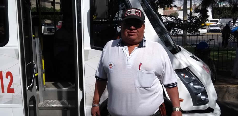 """Photo of Un día en la """"parada"""" del camión"""