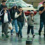 Probabilidad de lluvias aisladas en algunas regiones del estado de Guanajuato