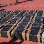 Aseguran 247 kilos de cocaína en Nicaragua
