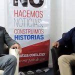 Diego Sinhue Rodríguez Vallejo aspirante a la gobernatura de Guanajuato