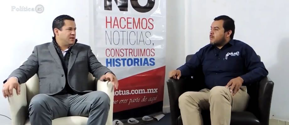 Photo of Diego Sinhue Rodríguez Vallejo aspirante a la gobernatura de Guanajuato