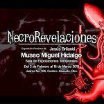 El Museo Miguel Hidalgo presenta la Exposición Gráfica: Necro Revelaciones