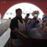 """Fonda """"Doña Marina"""" y su atención a 300 clientes por día"""