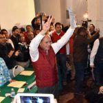 Gerardo Sánchez se registra oficialmente como candidato a la gobernatura