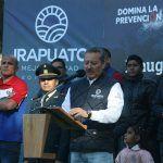 Lamenta alcalde fallecimiento de director operativo de policía