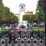 Jardín Hidalgo, un espacio histórico que brinda paz y tranquilidad