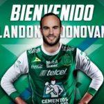 Hoy presenta el León a Landon Donovan como refuerzo