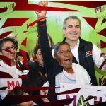 Miguel Ángel Chico abandona senaduría para buscar candidatura a gobernador