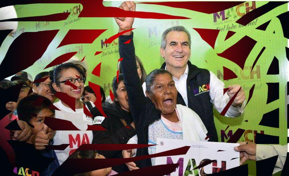 Photo of Miguel Ángel Chico abandona senaduría para buscar candidatura a gobernador