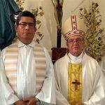 Presentan a nuevo rector del Seminario, vicario general y ecónomo de la Diócesis