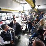 Modernización de la ciudad, va de la mano del transporte público: Ricardo Ortiz
