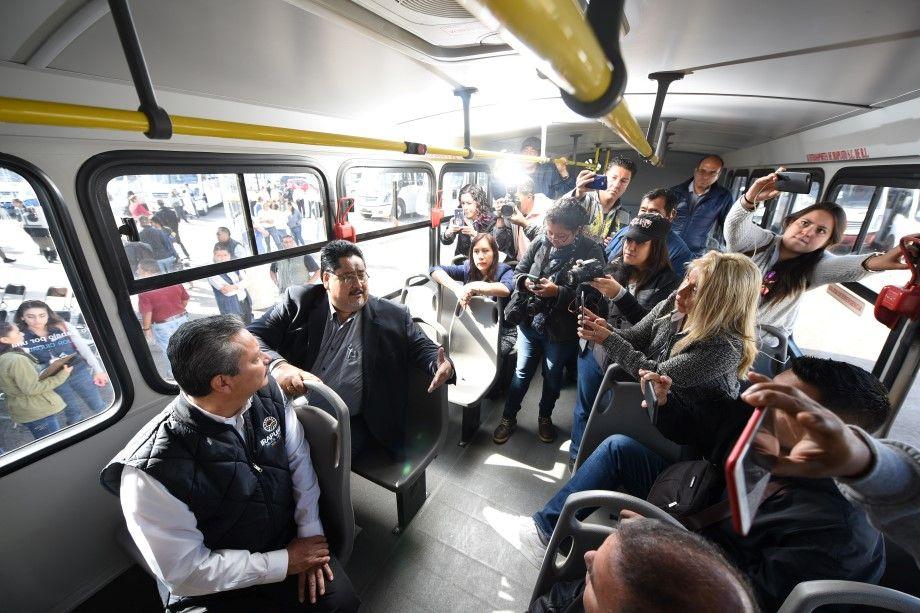 Photo of Modernización de la ciudad, va de la mano del transporte público: Ricardo Ortiz