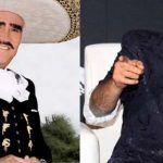 """Vicente Fernández le robó a mi papá"": Pepe Aguilar"