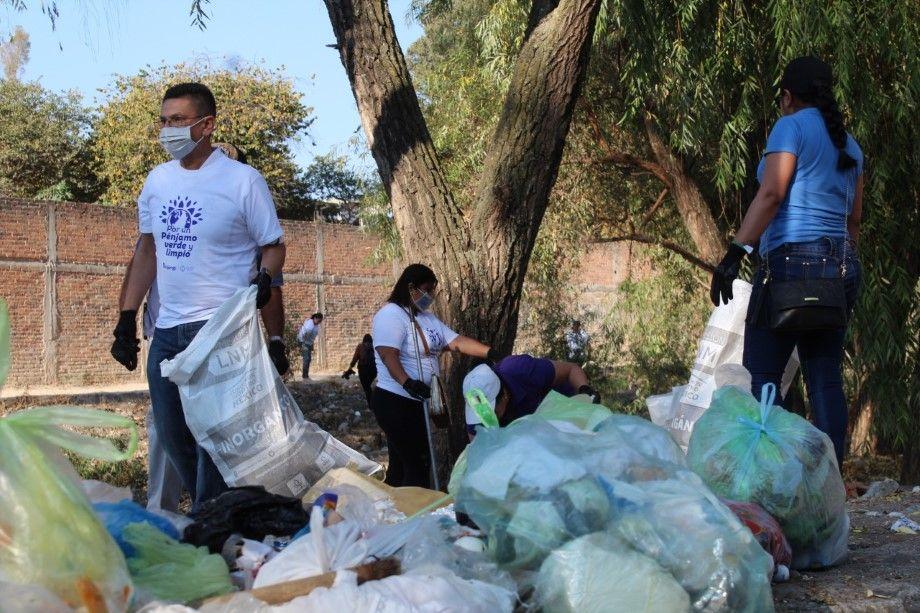 Photo of #YoporPénjamo limpio y cuido el ambiente