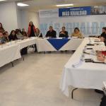 Sesiona en el Hospital Materno Infantil de Irapuato el Sistema Estatal para la Igualdad entre Mujeres y Hombres