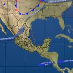 Se pronostica la presencia de lluvias y chubascos acompañado de granizo en el estado de Guanajuato