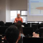 Investigadores del Tecnológico de Costa Rica, imparten cátedra a alumnos de la UG