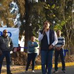 Inauguran pavimentación de calle Acueducto en la colonia el Molino