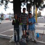 """""""Es una vida muy dura, la gente te trata mal porque te ven limpiando parabrisas"""": Gabriel Miranda"""