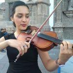 """""""La música es un escape, te puede salvar la vida: violinista de la OSIJI"""