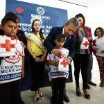 Inicia colecta de la Cruz Roja en Irapuato