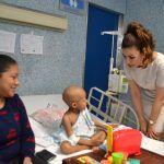 SSG reconoce a niños y niñas con cáncer en el Día internacional de la Lucha contra esta enfermedad