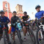 Realizan primer Circuito de Ciclismo de Montaña en Abasolo
