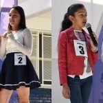 Instancia de la Juventud coordina concurso de canto y baile en Secundaria Virgilio Uribe