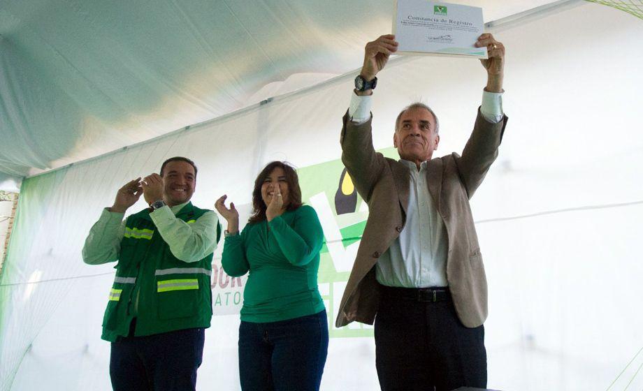 Photo of Felipe Arturo Camarena el candidato verde por Guanajuato