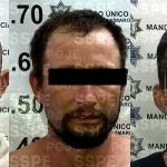Detienen a tres en Huanímaro, traían un arma de fuego, droga y un vehículo con reporte de robo