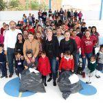 Apoya DIF con juguetes a alumnos de preescolar zona 201
