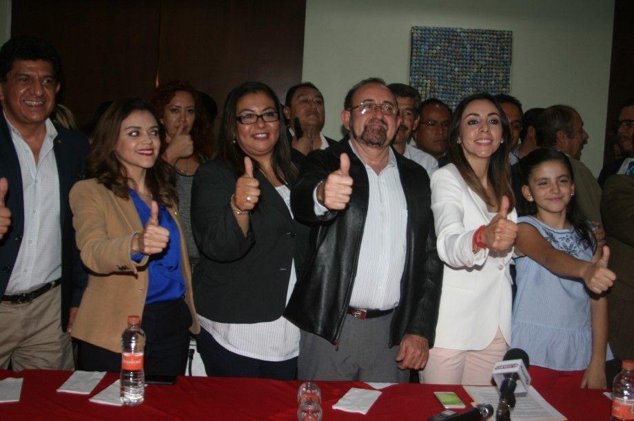 Photo of Busca Yulma Rocha candidatura por alcaldía de Irapuato