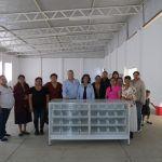 Entregan apoyos IMUG en Huanímaro