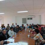 Reunión con Clubs de Migrantes del municipio