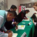 Concluye registro de aspirantes priistas; 7 municipios acéfalos para alcaldes y 6 diputaciones