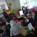 Imparten platicas de prevención de accidentes en preescolar
