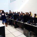 Con visitas a Cecom se busca que los niños y niñas hagan uso responsable del 911