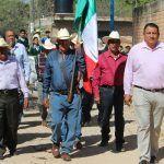 Conmemoran 82 aniversario de repartición del Ejido en Tupátaro