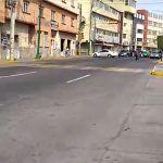 Vialidades de Irapuato tienen poco tránsito vehicular durante el día