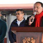 Samuel Amezola inaugura Ciclo Febrero – Julio en CBTis 171