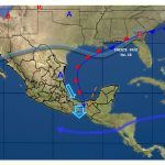 Se mantiene la probabilidad de lluvias dispersas, tormentas eléctricas y granizo en algunas regiones del estado de Guanajuato