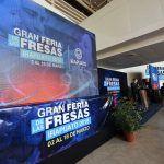 Lista la Gran Feria de Las Fresas 2018