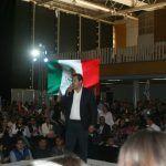 """""""Guanajuato va a aportar al frente un millón 400 mil votos"""": Diego Sinhué"""