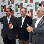 Gerardo Sánchez presenta a sus coordinadores de campaña para la gobernatura de Guanajuato por el PRI