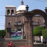 Santuario de nuestra señora de Guadalupe: regalo de una viuda a los irapuatenses