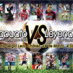 Anuncian partido de leyendas entre Irapuato y Chivas