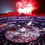 Terminan Juegos Olímpicos de Invierno con mensaje de paz